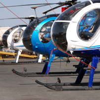 Helicopter Services in Loudon