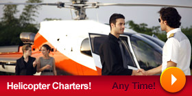 Loudon Helicopter Services & Executive Charters